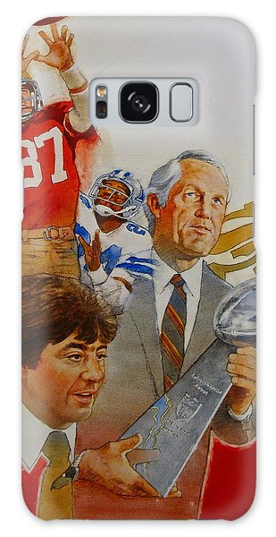 49rs Media Guide Cover 1982 Galaxy Case