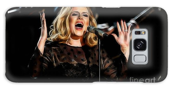 Adele Collection Galaxy Case