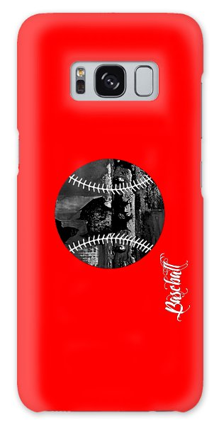 Baseball Collection Galaxy Case by Marvin Blaine