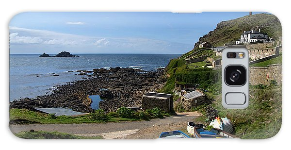 Cape Cornwall Galaxy Case