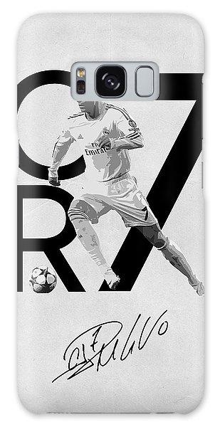 Cristiano Ronaldo Galaxy S8 Case