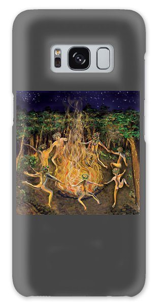 Dancing Naked In The Forest Cd Cover Galaxy Case
