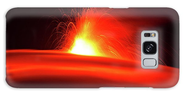 Etna, The Volcano Galaxy Case