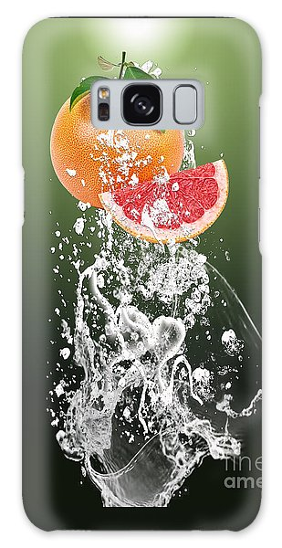 Grapefruit Splash Galaxy Case