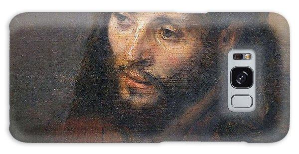 Head Of Christ Galaxy Case