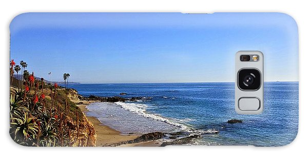 Laguna Beach California Galaxy Case