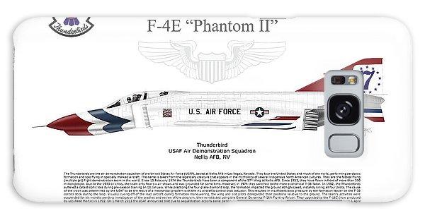 Mcdonnell Douglas F-4e Phantom II Thunderbird Galaxy Case