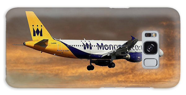 Monarch Galaxy Case - Monarch Airlines Airbus A320-214 by Smart Aviation