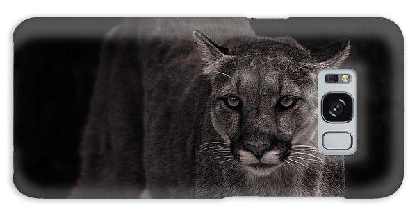Mountain Lion  Galaxy Case