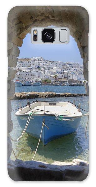 Paros - Cyclades - Greece Galaxy Case
