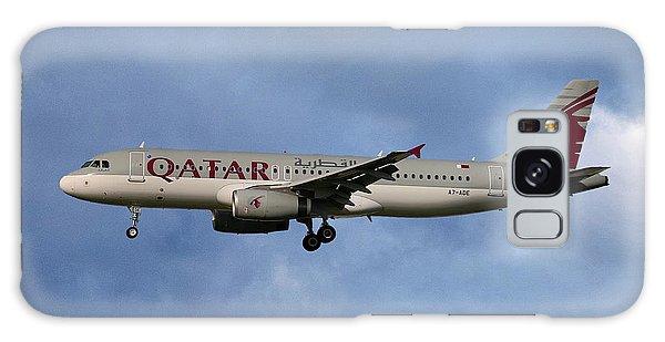 Jet Galaxy Case - Qatar Airways Airbus A320-232 by Smart Aviation
