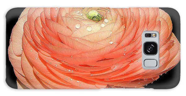 Spring Flower Galaxy Case by Elvira Ladocki