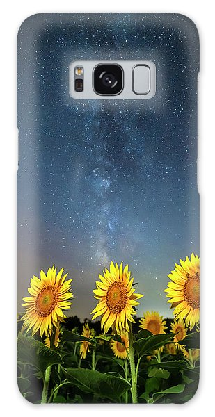 Sunflower Galaxy IIi Galaxy Case