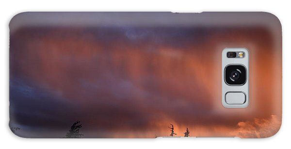 Sunset Galaxy Case