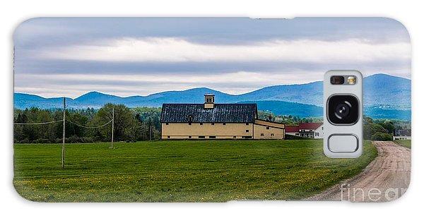 Vermont Dairy Farm Galaxy Case