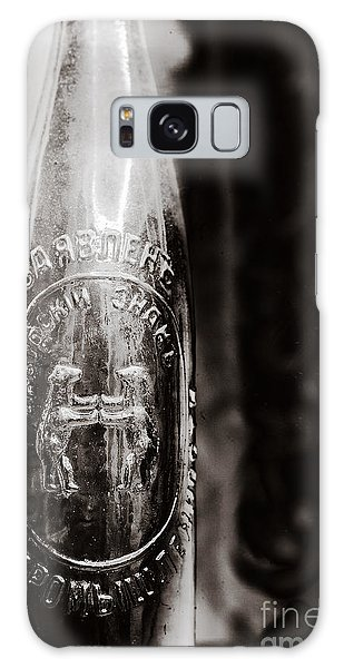 Vintage Beer Bottle #0854 Galaxy Case
