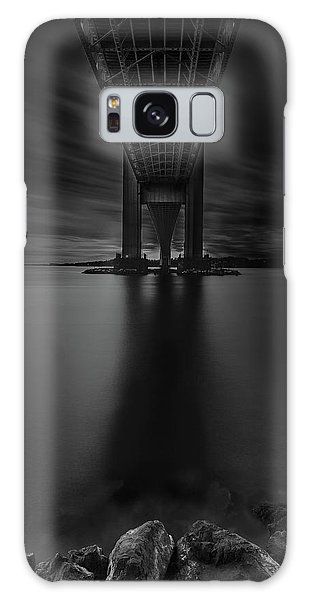 Galaxy Case featuring the photograph 50 Shades Of Verrazano by Edgars Erglis