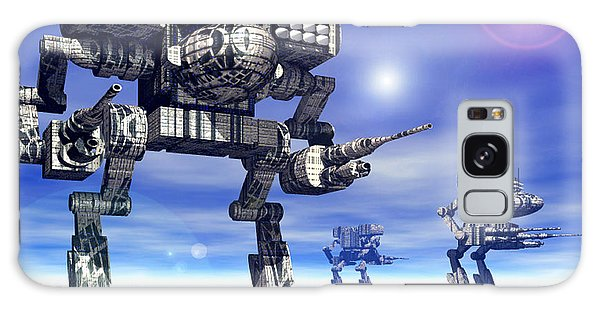 501st Mech Trinary Galaxy Case