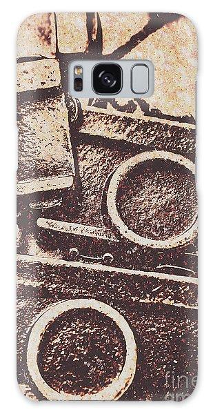 Vintage Camera Galaxy Case - 50s Brownie Cameras by Jorgo Photography - Wall Art Gallery
