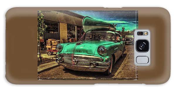 57 Buick - Just Coolin' It Galaxy Case