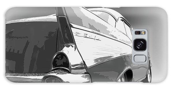 Dick Goodman Galaxy Case - 57 Chevy Horizontal by Dick Goodman