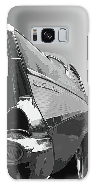 Dick Goodman Galaxy Case - 57 Chevy Verticle by Dick Goodman