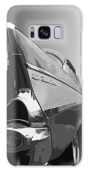 Dick Goodman Galaxy Case - 57 Chevy Verticle by Dick Goodman