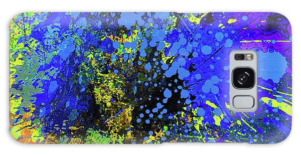 Abstract Composition Galaxy Case