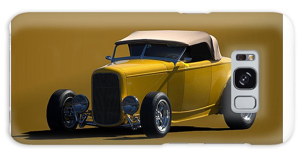 1932 Ford Roadster Hot Rod Galaxy Case by Tim McCullough