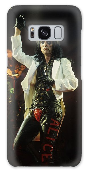 Alice Cooper Galaxy Case - Alice Cooper by Rich Fuscia