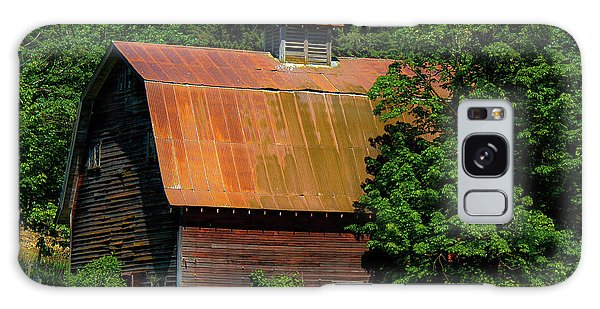 Barns In Pacific Northwest Galaxy Case