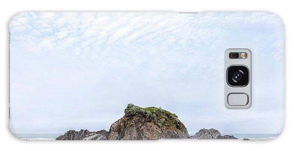 North Devon Galaxy Case - Barricane Beach - England by Joana Kruse