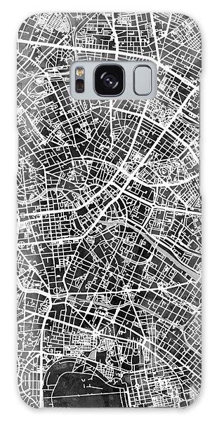 Berlin Galaxy Case - Berlin Germany City Map by Michael Tompsett