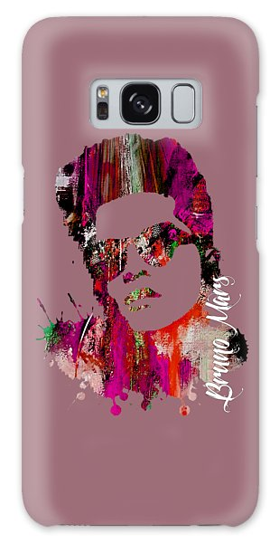 Iphone Case Galaxy Case - Bruno Mars Collection by Marvin Blaine