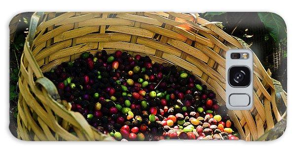 Coffee Culture In Sao Paulo - Brazil Galaxy Case