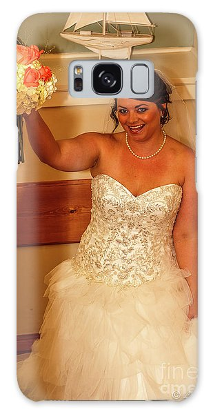 Faulkner Wedding Galaxy Case