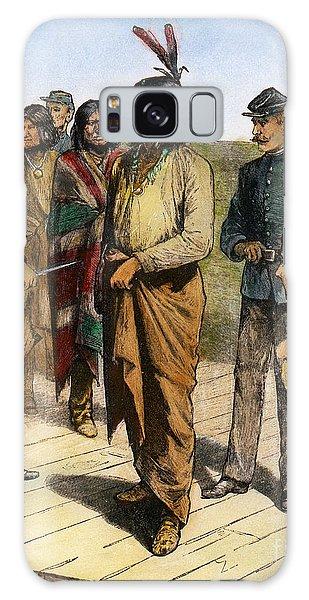 Geronimo (1829-1909) Galaxy Case