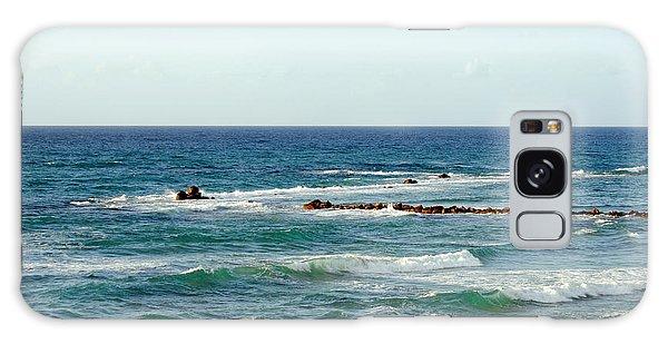 Jaffa Beach 4 Galaxy Case