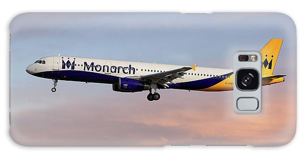 Monarch Galaxy Case - Monarch Airbus A321-231 by Smart Aviation
