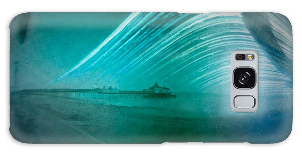 6 Month Exposure Of Eastbourne Pier Galaxy Case