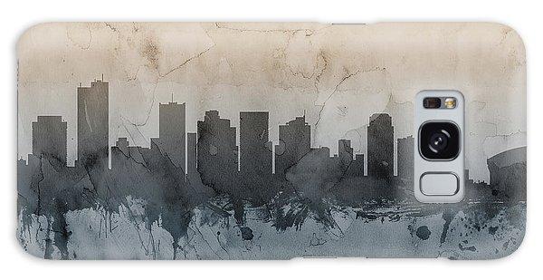 Phoenix Galaxy S8 Case - Phoenix Arizona Skyline by Michael Tompsett