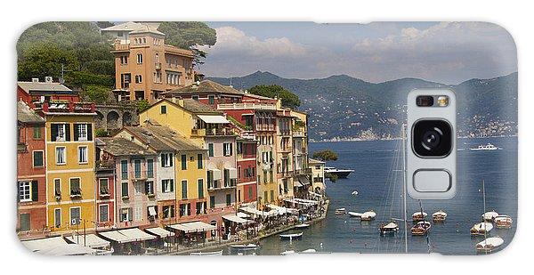 Portofino In The Italian Riviera In Liguria Italy Galaxy Case