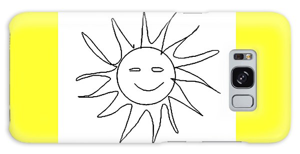 6.57.hungary-6-detail-sun-with-smile Galaxy Case