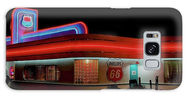 66 Diner, Albuquerque, New Mexico Galaxy Case