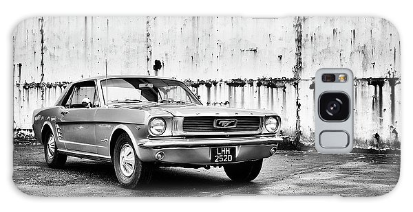 66 Galaxy Case - 66 Mustang by Tim Gainey