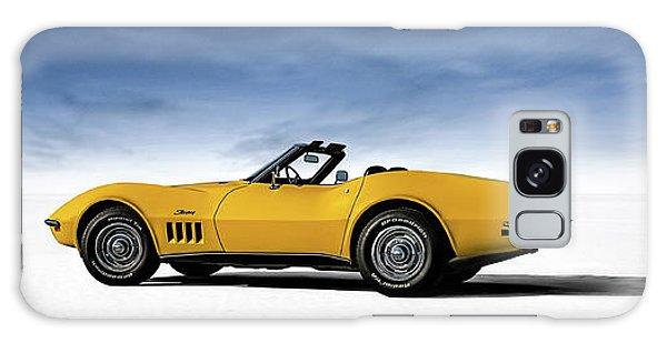 Automobile Galaxy Case - '69 Corvette Sting Ray by Douglas Pittman