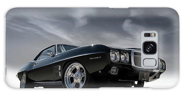 Automobile Galaxy Case - 69 Pontiac Firebird by Douglas Pittman