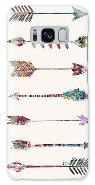 Native American Galaxy Case - 7 Arrows by Bri Buckley