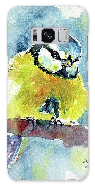 Bird Galaxy Case by Kovacs Anna Brigitta