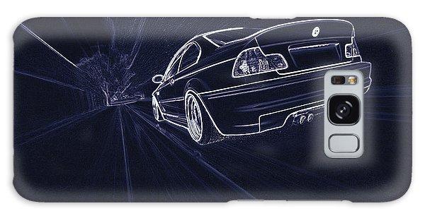 Bmw M3 E46  Galaxy Case